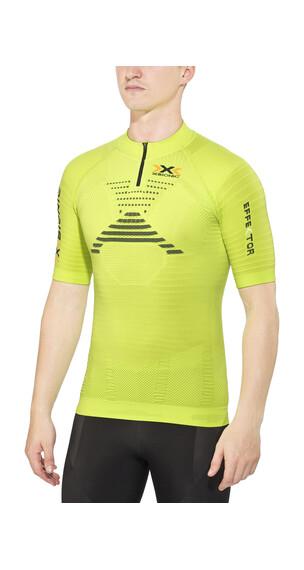 X-Bionic Trail Running Effektor hardloopshirt Heren groen
